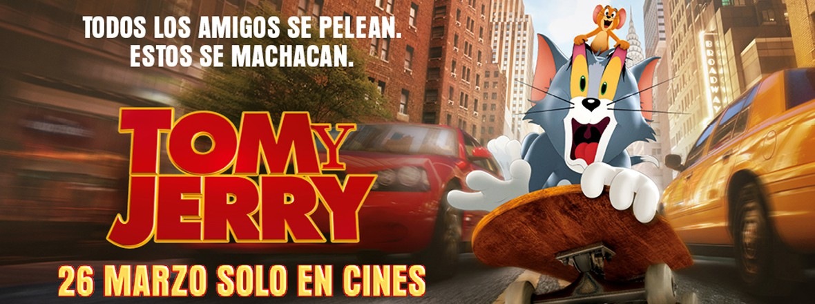 H - TOM Y JERRY CAT