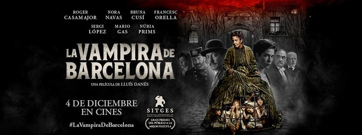 D - LA VAMPIRA DE BARCELONA